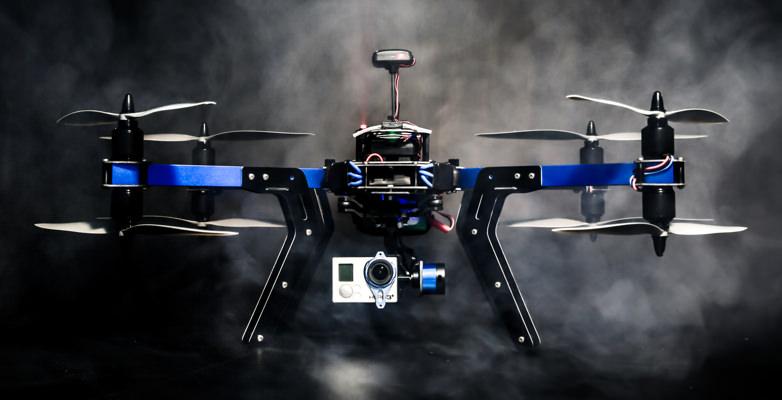 Main Pic 3D Robotics X8+