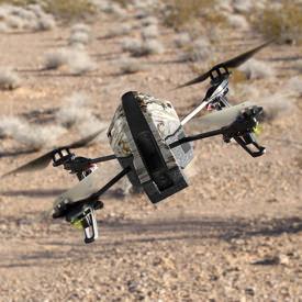 AR Drone Thumb
